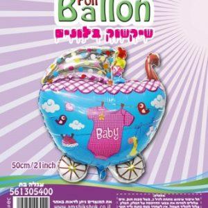 בלון 18 אינצ' עגלת תינוק