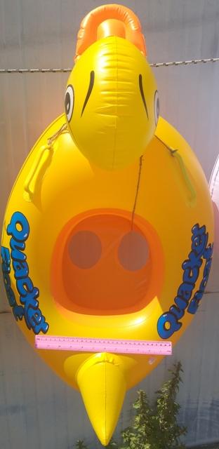 גלגל ים ברווז   מתנפחים לבריכה