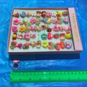 טבעות לילדות | טבעות צבעוניות | הפתעות ליום הולדת