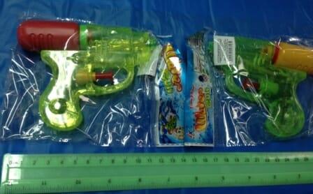 אקדח מים   אקדח מים צעצוע   הפתעות ליום הולדת