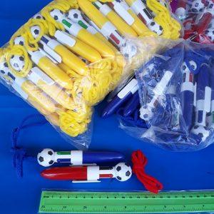 עט כדורגל עם 4 צבעים | עטים מיוחדים | הפתעות ליום הולדת