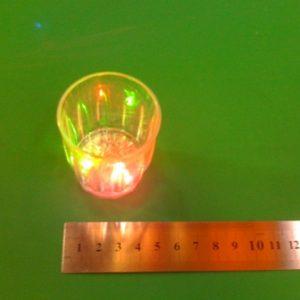 כוס אורות, כוס צ'ייסר אורות, מהבהב