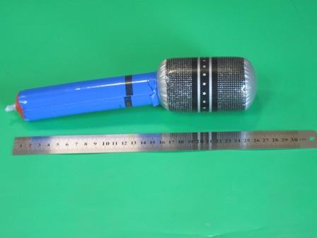 מיקרופון מתנפח בינוני   מיקרופון לילדים   הפתעות ליום הולדת