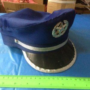 תחפושת שוטר, כובע שוטר