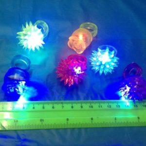 טבעת אורות סיליקון | אביזרים למסיבות