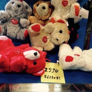 דובי פרווה קטנים | דובי פרווה בסיטונאות | בובות למכונות