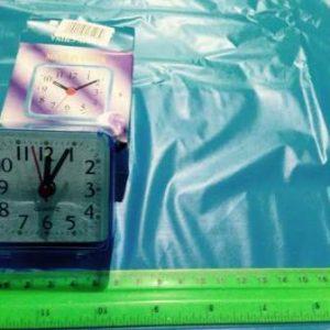 שעון מעורר קטן | שעון מעורר אנלוגי | הפתעות ליום הולדת