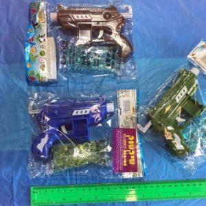 אקדח כדורי ג'ל בשקית | הפתעות ליום הולדת