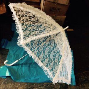 מטרייה תחרה | מטריית תחרה