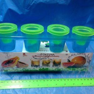 קרחונית להכנת כוס שוט מקרח | אביזרים למסיבות