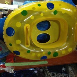 גלגל הליכון סירה | הליכון מתנפח | גלגל ים
