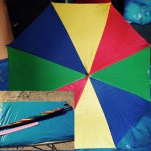מטריות צבעוניות | מטרייה לנוער | מטרייה צבעונית 21 אינצ'