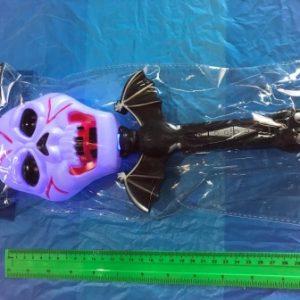 לפיד אורות גולגולת עם מוזיקה | צעצועים בסיטונאות