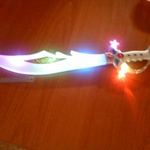 חרב אורות, ומוזיקה מפואר