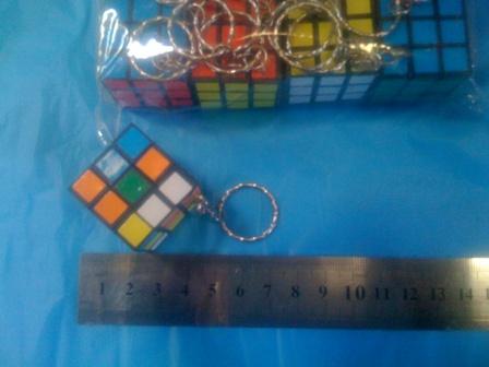 מחזיק מפתחות קובייה הונגרית | מחזיק מפתחות מגניב | הפתעות ליום הולדת
