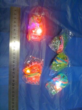 שרשראות אורות מהבהבים | שרשרת אורות צבעוניים |אביזרים למסיבות