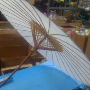 מטרייה לכלה | מטרייה מבמבוק