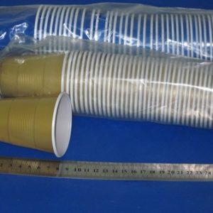 כוסות פלסטיק בסיטונאות