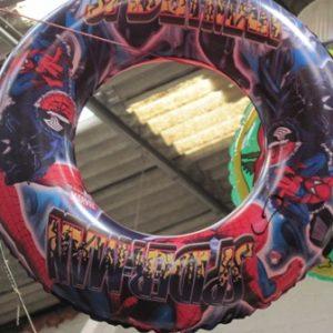 גלגל ים ספיידרמן | גלגל ים לילדים