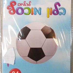 בלון בצורת כדורגל
