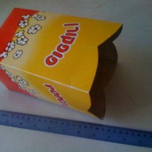כוס פופקורן ענק