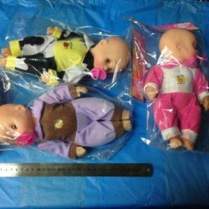 בובה תינוק/ת בוכה | צעצועים בסיטונאות