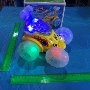 מכונית מתהפכת עם אורות | צעצועים בסיטונאות