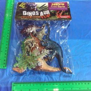 דינוזאורים במארז שקית | דינוזאורים לילדים