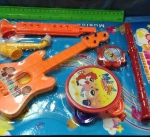 סט כלי נגינה בלוח | כלי נגינה לילדים