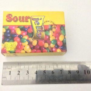 סוכריות ג'לי חמוץ בקופסא | סוכריות ג'לי חמוצות