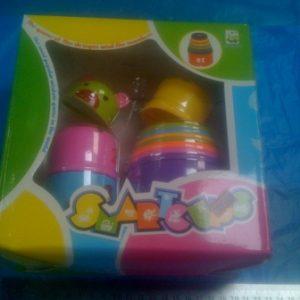 משחק כוסות | משחק כוסות לילדים | צעצועים בסיטונאות