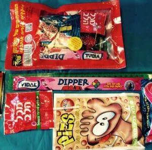 שקית ממתקים מפוארת