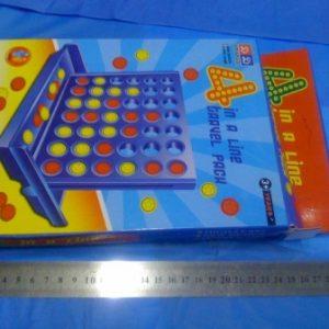 ארבע בשורה בינוני | 4 בשורה משחק קופסא