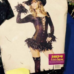 תלבושות למסיבת רווקות, תחפושת מכשפה סקסית , בוגרות