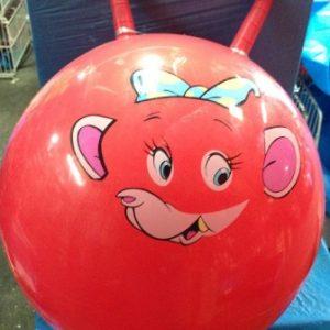 כדור קפיצה כיסא | כדור קפיצה עם אוזניים