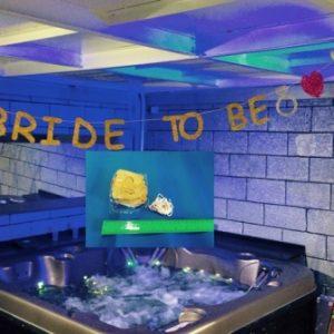 סרט BRIDE TO BE לתלייה | קישוטים למסיבת רווקות