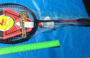 מטקות טניס נוצה | צעצועים בסיטונאות