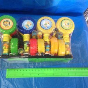 צעצוע סוכריות תוף | צעצוע עם סוכריות
