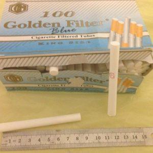 סיגריות למילוי | סיגריות ריקות | פילטר לבן 1000 יחידות