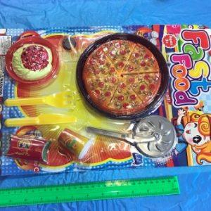 פיצה בבליסטר | פיצה צעצוע לילדים | צעצועים בסיטונאות
