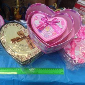 קופסא | קופסה | קופסאות מתנה | קופסה לב שלישיה