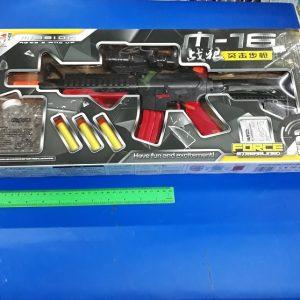 רובה כדורי ג'ל וחיצים גדול | צעצועים בסיטונאות