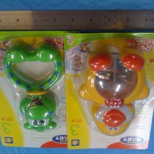 רעשן לתינוק בלוח | צעצועים בסיטונאות