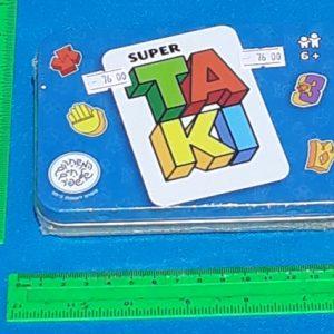 משחק טאקי בקופסת פח
