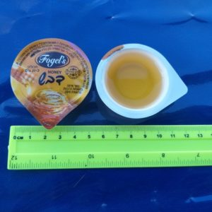 דבש קטן | דבש טהור | דבש באריזה אישית 20 גרם