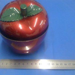 תפוח מפלסטיק למילוי גדול | אביזרים לראש השנה