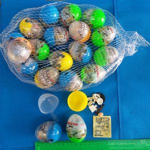 ביצת הפתעה לגו כדורים למכונות | בובות למכונות