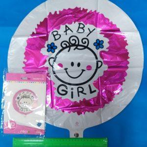 בלון baby girl