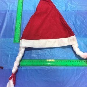 כובע סנטה בת, כובע סנטה קלאוס בת
