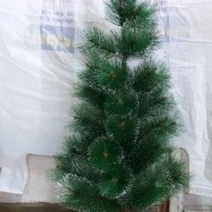 """קישוטים לכריסמס, עץ אשוח, 90 ס""""מ"""